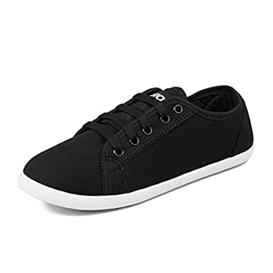 Asian shoes Spicy 51 Black Women's Casual Shoes 10 UK/Indian