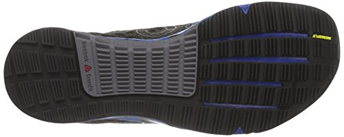 Reebok Herren Crossfit Nano 5.0 Laufschuhe Schwarz (Black/Blue Sport/Electric Blue/Shark)