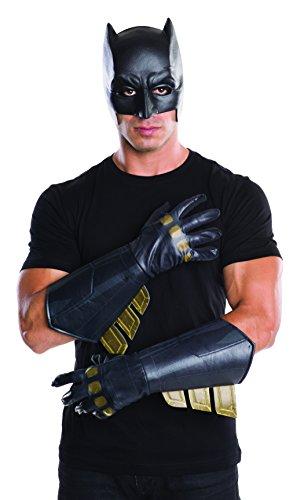 MyPartyShirt Adult Batman Gauntlets Gloves