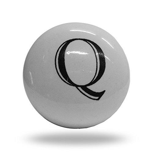chranktür, Buchstabe Q, Alphabet ()