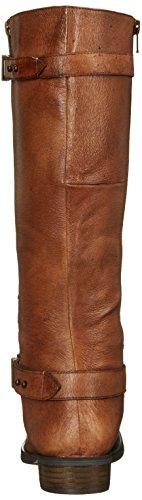 Steve Madden Alyy Ingegnere Boot Cognac Leather