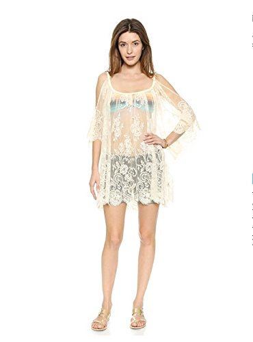 KingField - Robe - Crayon - Femme M Blanc - Blanc