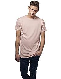 Urban Classics Shaped Long Tee, T-Shirt Homme