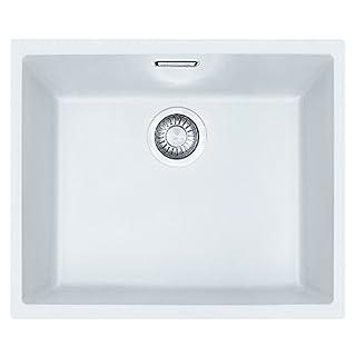 Franke Sirius Sid 110–50125.0331.033Undermount Sink Tectonite, Polar White