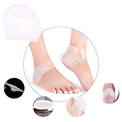 Heel Socks Moisturizing Silicone Gel- 100 g