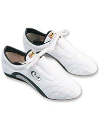 M.A.R International Ltd Training Schuhe Martial Arts Schuhe Gym Trainer für Workout Übung 46 weiß