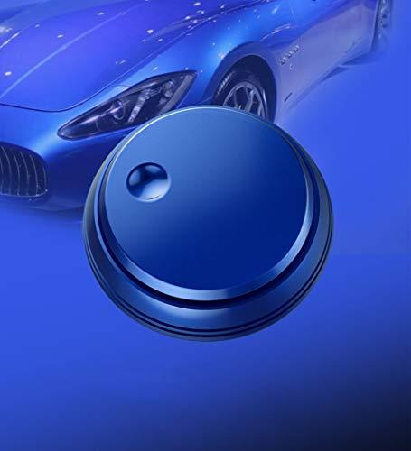 CARZK NewAuto-Lufterfrischer-festes Parfüm Auto-justierbare ätherische Öl-Diffusor-Stange für Schlafzimmer/Garderobe/Büro/Haustier-Raum,Blue (Frische Sahne-duft)