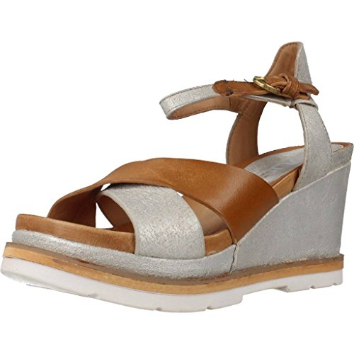 Sandali e infradito per le donne, color Grigio , marca MJUS, modelo Sandali E Infradito Per Le Donne MJUS OG 85 SHIMMER TIME Grigio