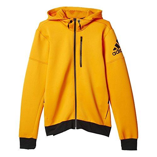 adidas Daybreaker - Chaqueta para Hombre, Talla M/L, Color Naranja