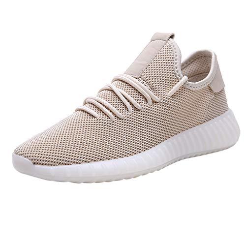 KERULA Sneakers, Casual Lightweight Comfortable Breathable Walking Sneakers Running Shoes Schuhe Comfy Mesh Comfortable Work Low Top für Damen & Herren -