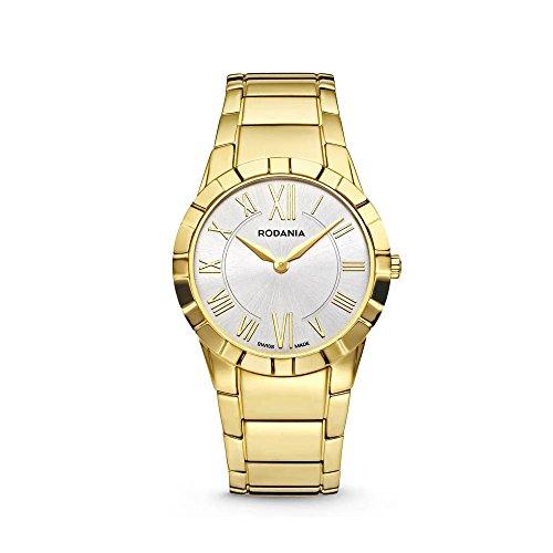 RODANIA 25079–62–Women's Wrist Watch–Gold