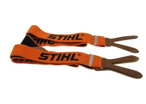 Stihl 0000 884 1511 120 cm Hosenträger mit Knopflöchern, orange