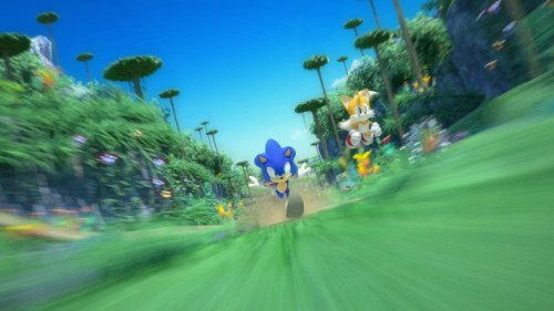 Image of Sonic Colours (Nintendo Wii)