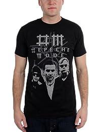 Depeche Mode - - Photo T-shirt souple pour hommes