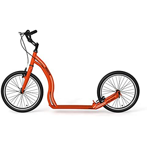 yedoo Patinete dragstr aluminio Red 20'20' solo 7,4kg