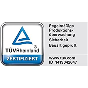 GORILLA SPORTS® Kettlebell 2-32 kg Vinyl – Kugelhantel Red Rubber aus Gusseisen mit Neoprenhülle – TÜVRheinland Zertifiziert