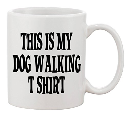 Amber Cane (This Is My Dog Walking T Shirt Hund Cane Mug)