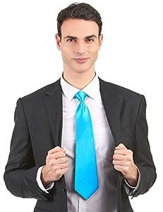 Party Pro-Corbata, color azul, talla única 33342