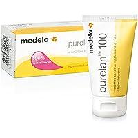 Medela 008.0006 PureLan 100 Crema per Capezzoli, Giallo
