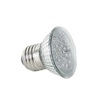 Perel 162807Jaune E27Lampe LED, 240VAC