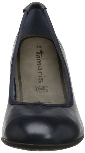 Tamaris TAMARIS, Scarpe chiuse donna Blu (Blau (NAVY 805))