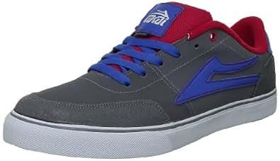 Lakai Encino, Herren Sportschuhe - Skateboarding, Grau (GREY BLUE NUBUCK D0109), 40 EU