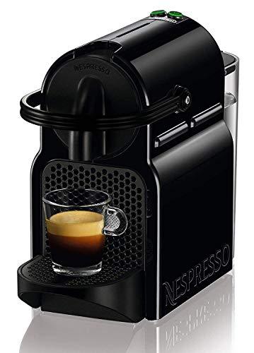 DeLonghi Nespresso Inissia EN 80.B | Hochdruckpumpe | Energiesparfunktion | kompaktes Design | Schwarz