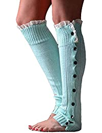 Suchergebnis Auf Amazonde Für Spitze Blau Stulpen Socken