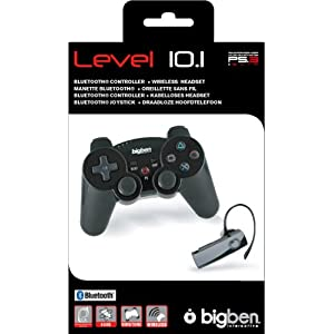 BigBen Bluetooth Controller + Headset