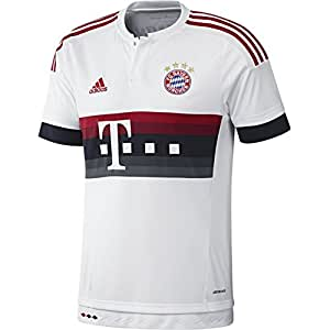 FC Bayern Away Trikot Kinder 2016 - COSTA 11, Größe:128