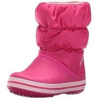 Crocs Kız Çocuk Winter Puff Boot Moda Ayakkabı 14613-6X0