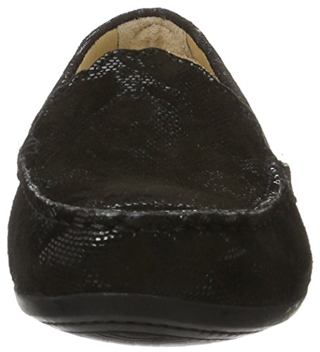 ECCO Bari Moc, Mocassini Donna Nero (5001black)