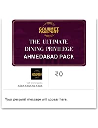 Flat 20% off at checkout||Dineout Gourmet Passport Ahmedabad-12 Months E-Gift Card