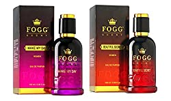 Fogg Scent Make My Day & Beautiful Secret (100 ml each) - For Women