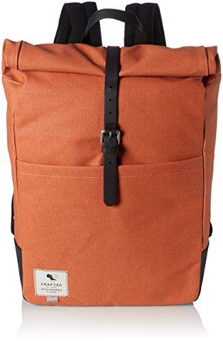 Clarks - The Millbank, Henkeltasche Unisex - Adulto Arancione (Orange)