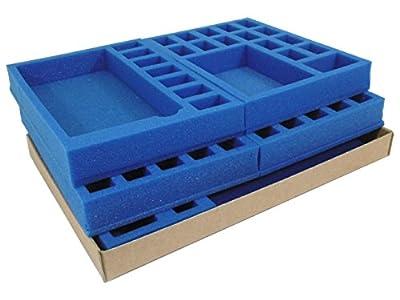 KR Multicase Tray Set: Zombicide Set 1