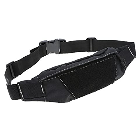 Tactical Waist Pack, Military Fanny Packs Waterproof Pouch Chest Bag for Outdoor Sports Running Cycling Hiking Climbing Travel, Multi-Pocket for iPhone 6 6S/ Plus, Samsung Galaxy S7 S6 edge, more Smartphones, Keys, Cards and Money etc.