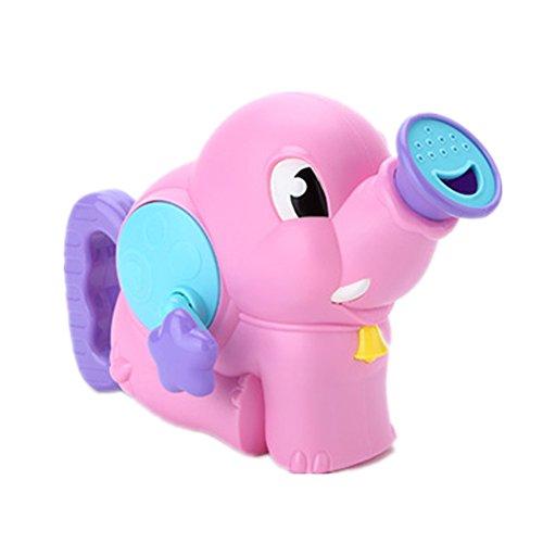 Yesmart Badespielzeug Baby Elefant Badewannenspielzeug Junge Mädchen Wasserspray Badezimmer Schwimmbad Spielzeug Dusche Spiel