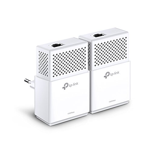 TP-Link TL-PA7010 Kit Powerline, AV1000 Mbps su Powerline, 1...