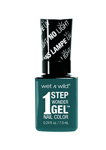 Wet n Wild un-teal Next Time 1 Step Wonder Gel Nail: smalto per unghie - 7 ml
