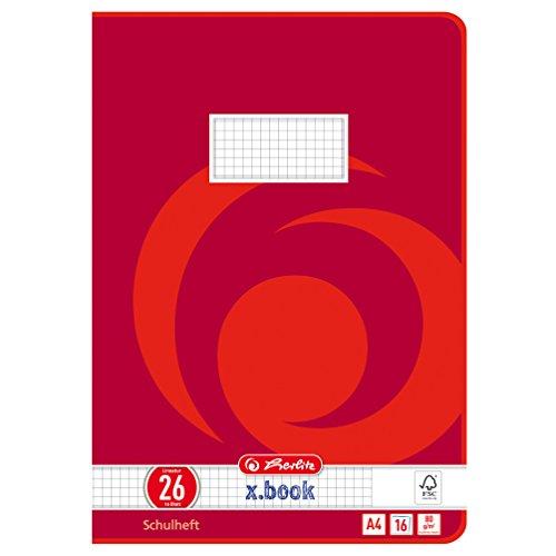 herlitz-3322609-schulheft-a4-kariert-mit-rand-lineatur-26-16-blatt-10er-packung