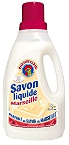 CHANTECLAIR Savon Liquide Marseille 1 L - Lot de 2