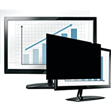 Fellowes PrivaScreen Blickschutzfilter (für Laptop und Monitor 35,6 cm (14 Zoll) Widescreen 16:9)