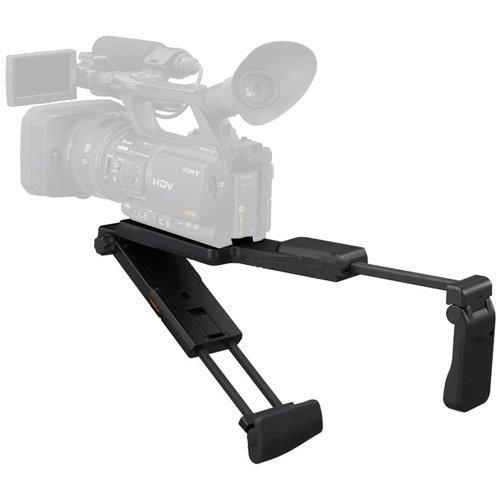 Schulterstativ, Kamerastativ, Filmstativ, Videostativ für Camcorder, DSLR von Sony, Canon, Nikon, Panasonic, Samsung, JVC wie VCT-SP2BP & VCT-U14.