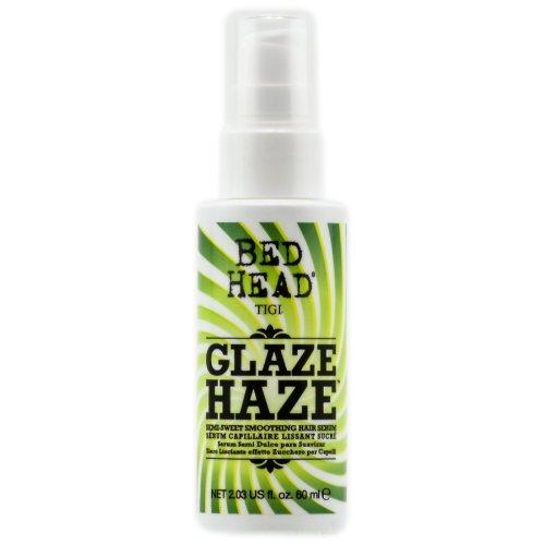 Tigi Bed Head Candy Fixations Glaze Haze Smoothing Serum, 1er Pack (1 x 60 ml) -