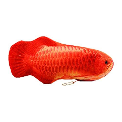 drawihi kreative Simulation Fisch Typ Handy Tasche Bleistift Fall  Orange und Rot  Orange Handy-fall