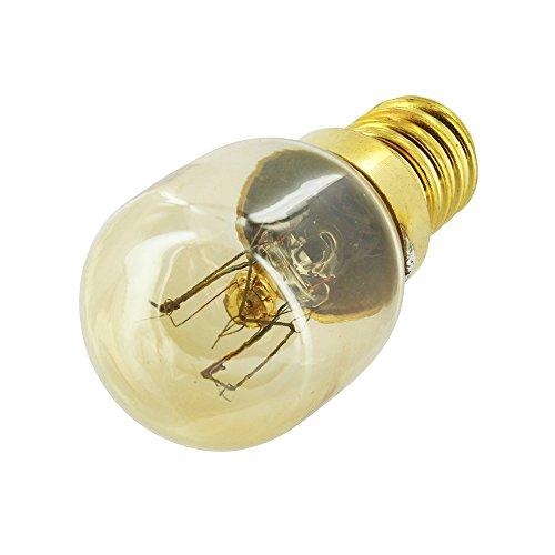 EUROPART E14Universal Ofen Lampe Glühbirne, 25W, 220–240V, 300C (Lampe Appliance Glühlampe)