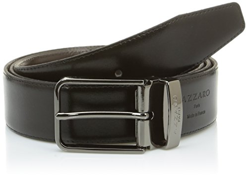 Azzaro Z1391377 - Ceinture - Homme Noir (Noir/Marron)