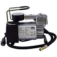 Ferrestock FSKCOM002 Mini Compresor de Aire Reforzado, 12V