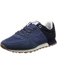 Pepe Jeans Verona W Flash, Sneakers Basses Femme